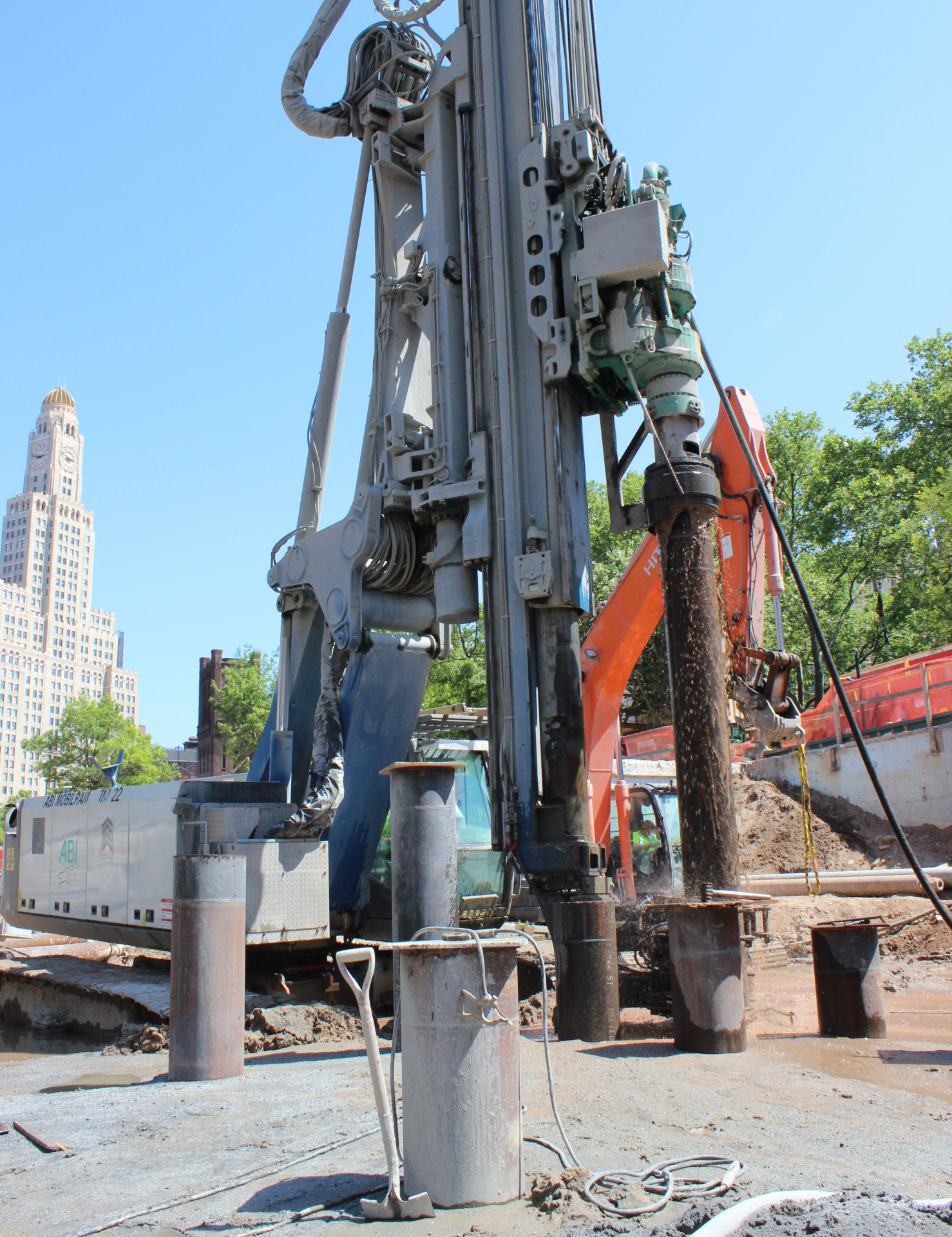 Drilled Caissons