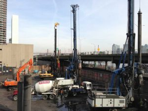 1-5_DRILLING_SECANT_WALL_626_1st_Ave